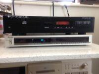 Cambridge Audio CD4 and Aurex Tuner