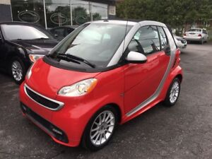 2013 Smart fortwo **CONVERTIBLE*CREDIT 100% APPROUVE***