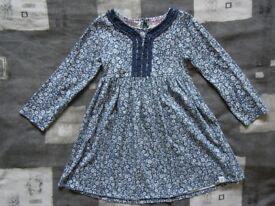 Debenhams dress 4-5 years old