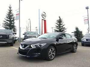 2016 Nissan Maxima PLATINUM TOP OF THE LINE **LOW KM'S