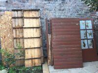 Wooden shedFREE