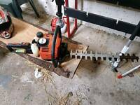 Stihl hs74 hedge trimmers