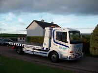 1998 MERCEDES ATEGO 20' TILT + SLIDE RECOVERY LORRY WITH SPEC LIFT*GOOD LORRY!!!