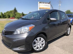 2013 Toyota Yaris LE Auto! Air! Bluetooth with Cruise, Pwr Wi...