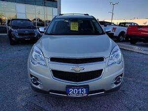 2013 Chevrolet Equinox LTZ INCREDIBLY LOW KM One Local Owner Sarnia Sarnia Area image 2