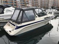 Draco 2700 Sterling Cabin Cruiser Power Boat