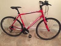 Newish)Men's Cannondale Quick hybrid Bike*Delivery