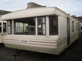 Willerby Granada FREE UK DELIVERY 35x12 2 bathrooms 1 owner over 150 offsite caravans for sale