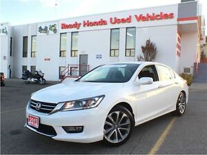 2013 Honda Accord Sedan Sport | 18 Alloys | R.Cam | H.Seats