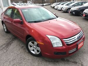 2008 Ford Fusion SE/AUTOLOADED/ALLOYS