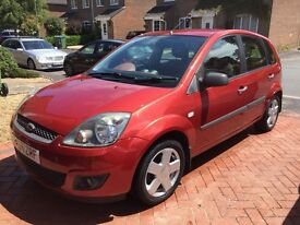 Ford Fiesta 1.4 TDCI 1 owner from new!