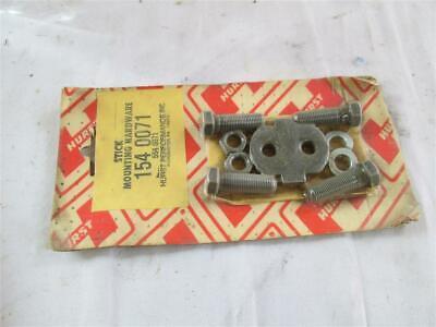 NOS Hurst Shifter Stick Hardware Kit 154 0071 True 1960's Speed Shop Race Part