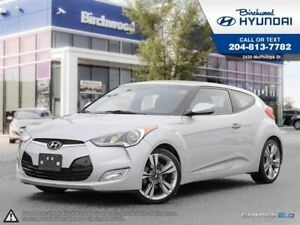 2012 Hyundai Veloster w/Tech *Navi W/ Winter Tires