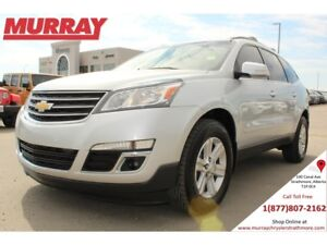 2014 Chevrolet Traverse 1LT *SEATING FOR 7! BACKUP CAMERA! DUAL