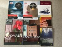 A/AS Level English Literature revision Guides