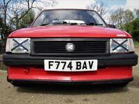 Vauxhall Nova L