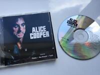 Alice Cooper greatest hits CD