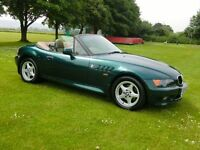 Stunning BMW Z3 Auto, only 50,365 miles, 2 lady owners, FSH !!!