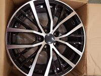 """VW Audi Santiago Style Wheels Available in 17 """""""