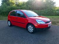 Ford Fiesta 1.4 | 2003(53) | Long Mot | Lovely Condition |