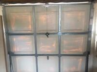 GRP Garage door (wicks)