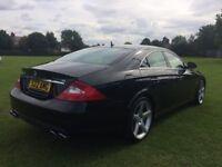 Mercedes cls63 AMG, huge spec, designo interior, fsh, 2 keys, nav, leather cherished car cls 63 C63