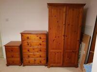 wardrobe & drawers