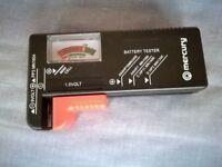 Universal Analogue Battery Tester