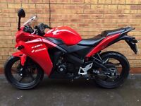 Honda CBR125 R 125cc *IMMACULATE, FSH & LOW MILES*
