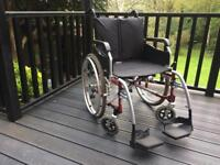 Excel Vanos Wheelchair