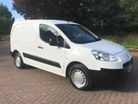 12 Plate Peugot partner 1.6 HDI ,Full Service History,Mint Condition,