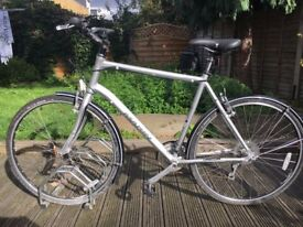 Men's Marin bike, ideal for commuters, rarely used and looking for a home, £80 ono