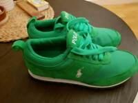 Ralph Lauren shoes size 10 men's