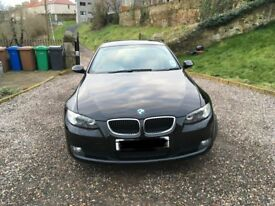 BMW 320i Black Auto Petrol Coupe