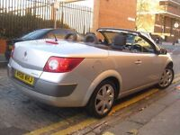 RENAULT MEGANE 1.6 HARDTOP CONVERTIBLE CABRIOLET **** £995 ONLY **** 3 DOOR COUPE