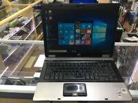 HP COMPAQ 6730b LAPTOP/ 4gb ram/ 15.4 inch / windows 10/ webcam/ wifi