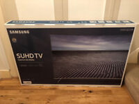 """Samsung UE55KS7500 55"""" Curved SUHD 4K HDR TV. 5 Years Warranty. Pick Up Only"""