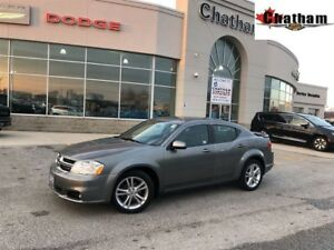 2013 Dodge Avenger SXT/ HEATED STEERING/ SATELLITE RADIO/ $43 WK