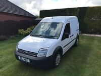 2008 08 Ford Transit Connect High Roof Tdci 90 FSH 2 Owners VGC may take cheap px