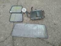 Vintage ford anflia mark 1 1960s car parts