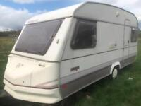 4 berth sprite musketeer. With extras. I can deliver. Cheap