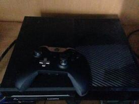 Xbox one 1TB Console with Elite Controller