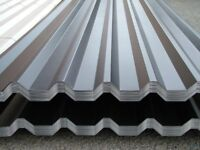 BOX PROFILE SHEETING : ANY COLOUR : ANY LENGTHS : DELIVERY ON REQUEST