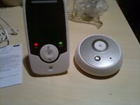 Motorola MBP160 Audio Baby Monitor fast delivery