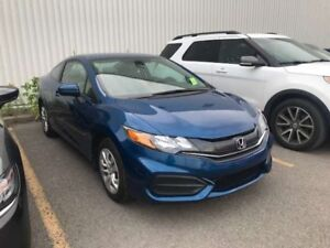 2015 Honda Civic LX+BLUETOOTH+A/C 2015 HONDA CIVIC LX COUPE, AUT