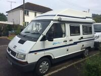 Renault Trafic Holdsworth Campervan. 1995 2068cc Diesel. Very good condition. Situated in Devon.