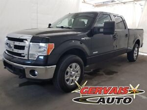 Ford F-150 XLT 4x4 Crew Cab Ecoboost MAGS 2014
