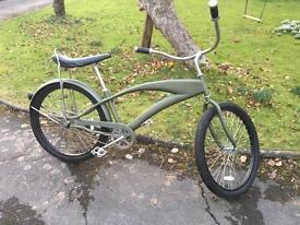 Bike Low rider / beach cruiser / dudemobile!
