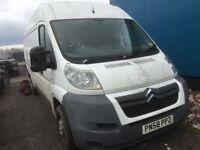 Citroen relay 2008 year spare parts