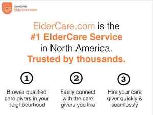 Care Aide/Caregiver NEEDED for causal hours - Elder Care Provide North Shore Greater Vancouver Area image 3